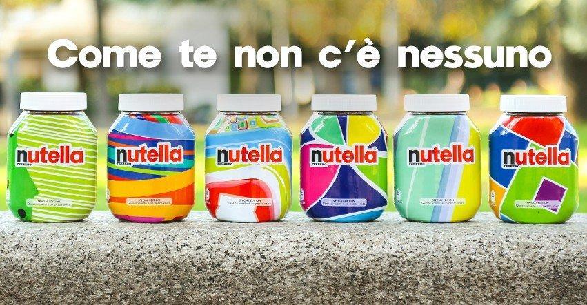 La nuova campagna di Nutella: la bellezza di essere unici