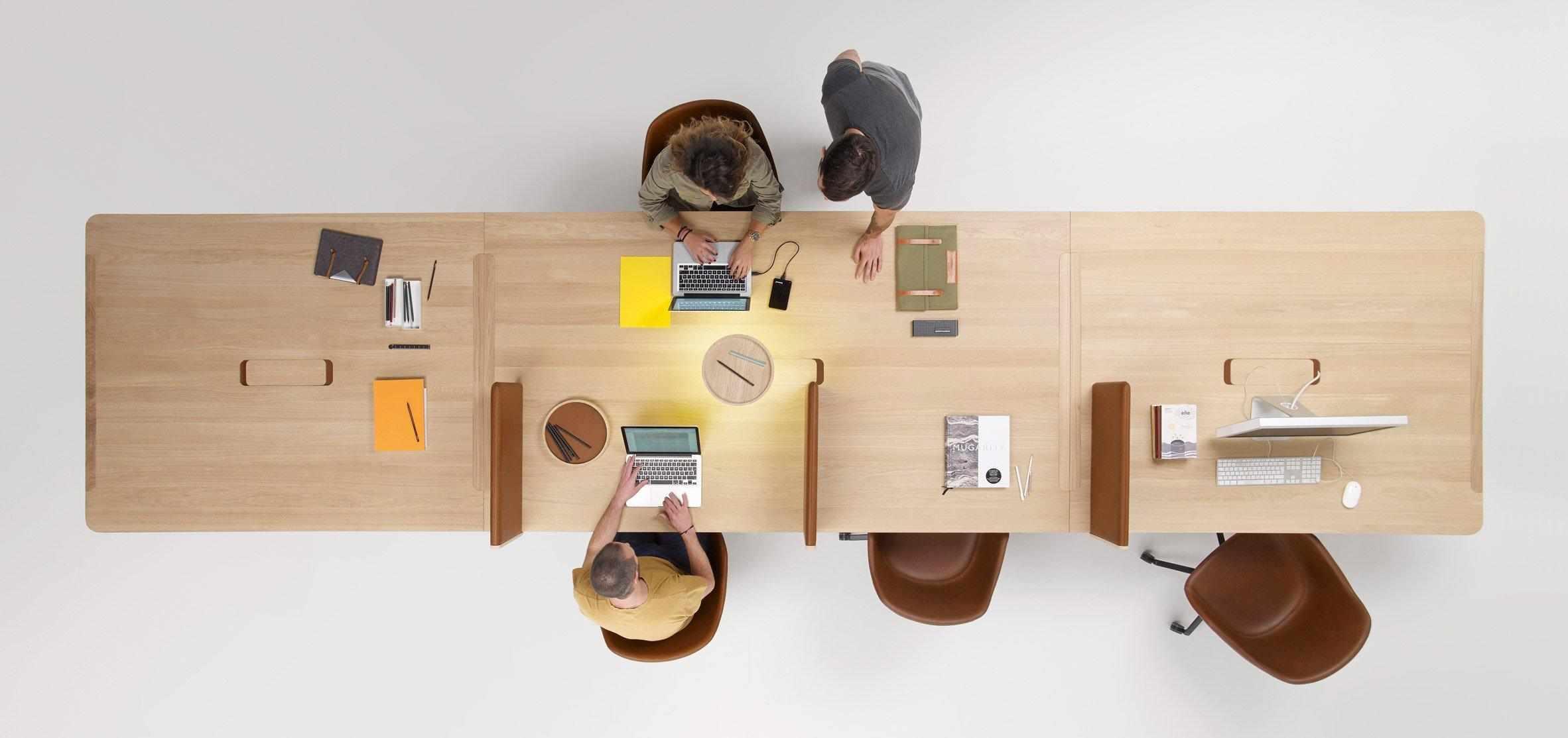 Uffici più confortevoli? Ecco la proposta di Iratzoki Lizaso