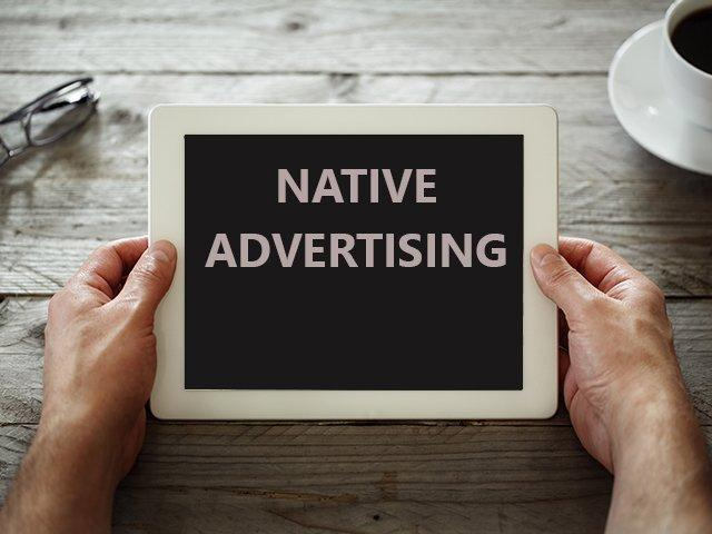 native video outstream