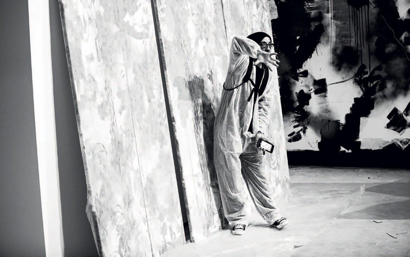 "Street art senza tempo: l'arte di Futura per Casio ""G-shock"""