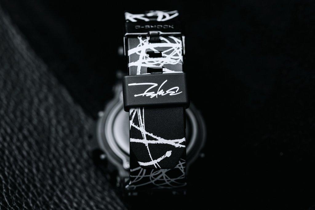 l_arte_di_Futura_per_Casio_G-shock