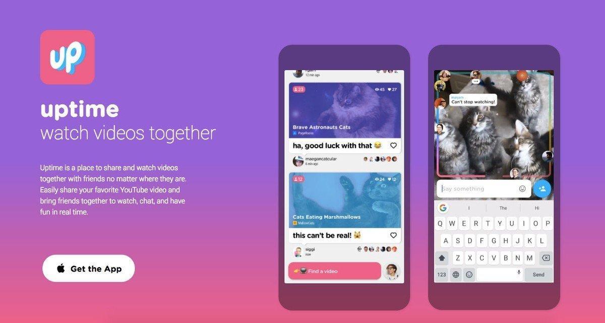 Google lancia Uptime, l'app per guardare i video con gli amici