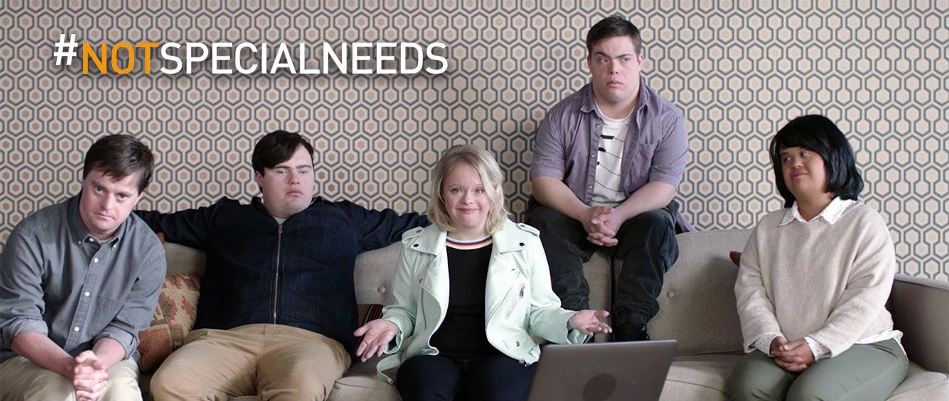 Not Special Needs: intervista ai creativi dell'ultima campagna di CoorDown