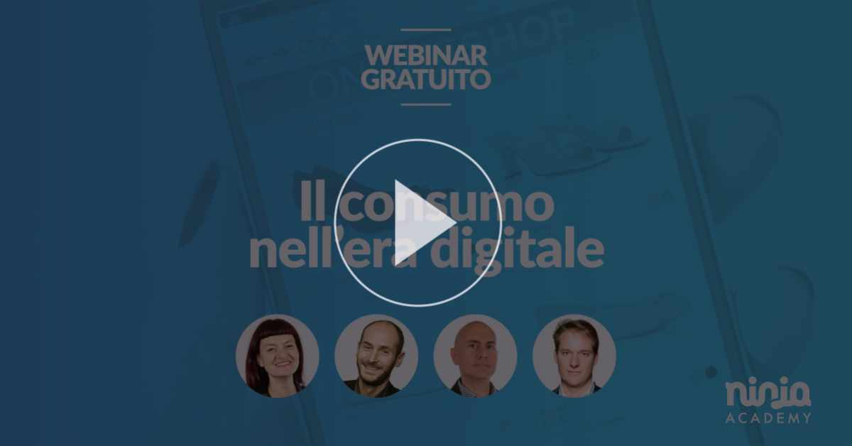 il consumo nell'era digitale free masterclass on demand