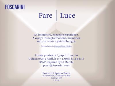 Fare Luce