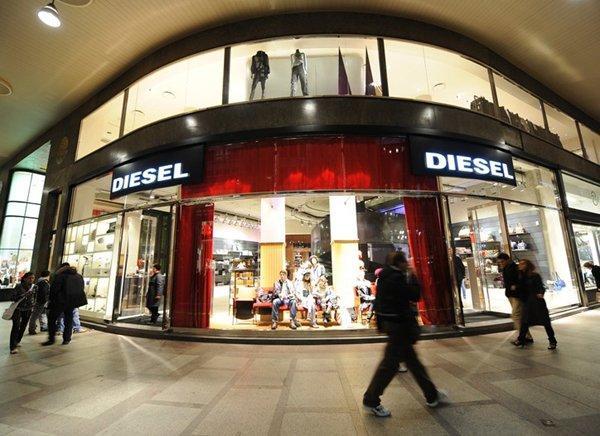Il Diesel Store di San Babila si affaccia sul futuro della customer experience