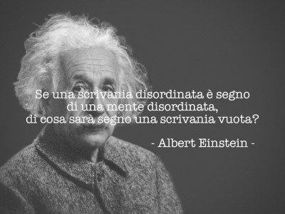 Einstein - Disordine