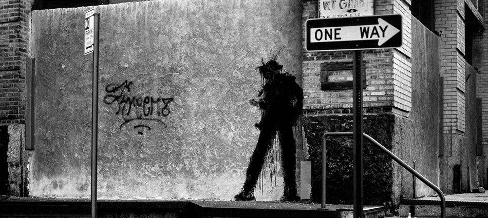 Richard Hambleton e Dark Circle: quando l'arte diventa streetwear