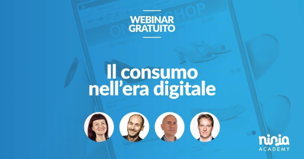 il consumo nell'era digitale Digital Strategy