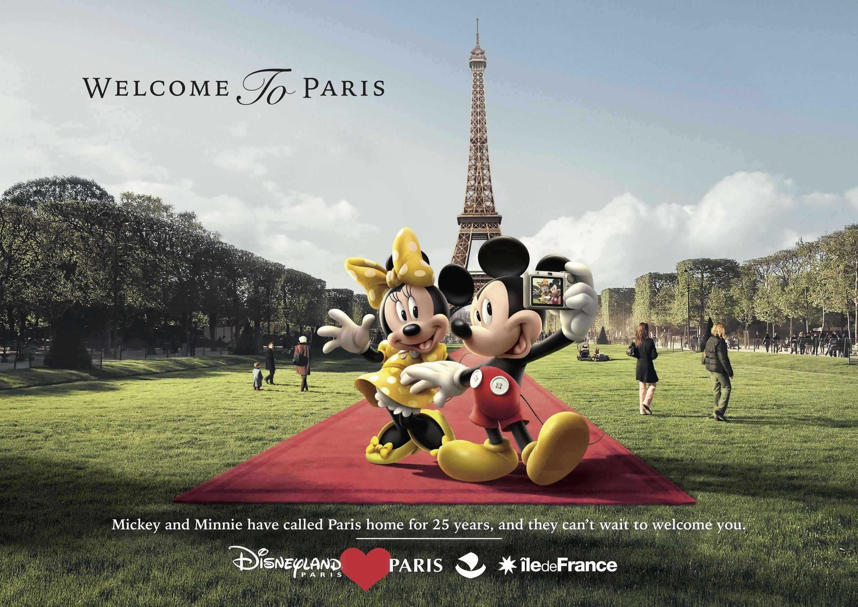 Facebook, Disneyland Paris e Cirque du Soleil: i migliori annunci stampa della settimana