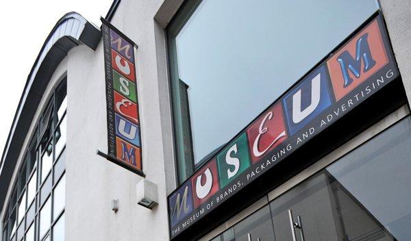 Londra da scoprire: Museum of Brands, Packaging & Advertising
