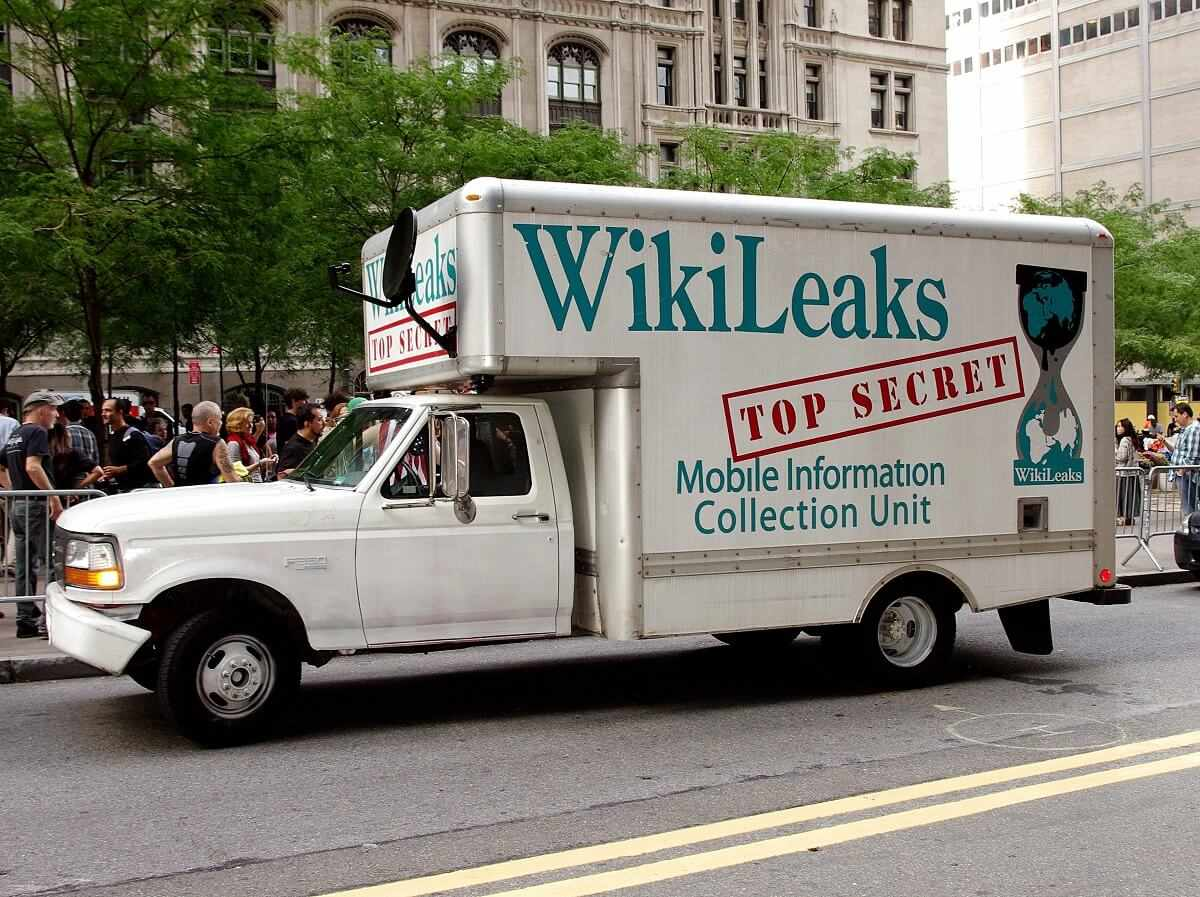 wikileaks top secret