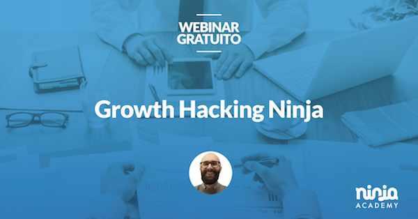 Free Masterclass Growth Hacking Ninja