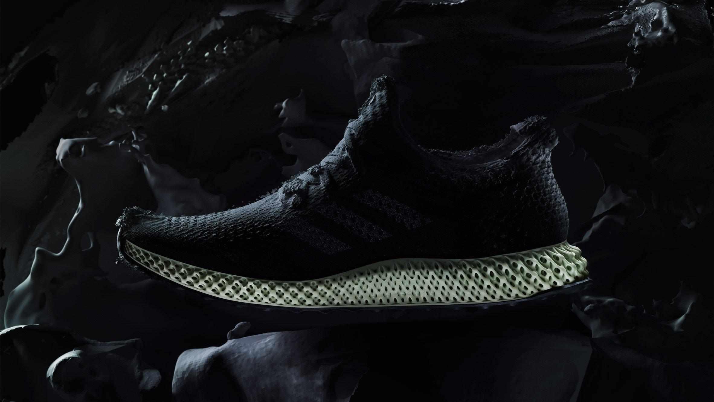 Adidas Futurecraft 4D: benvenuto nella nuova era delle scarpe da corsa 3D