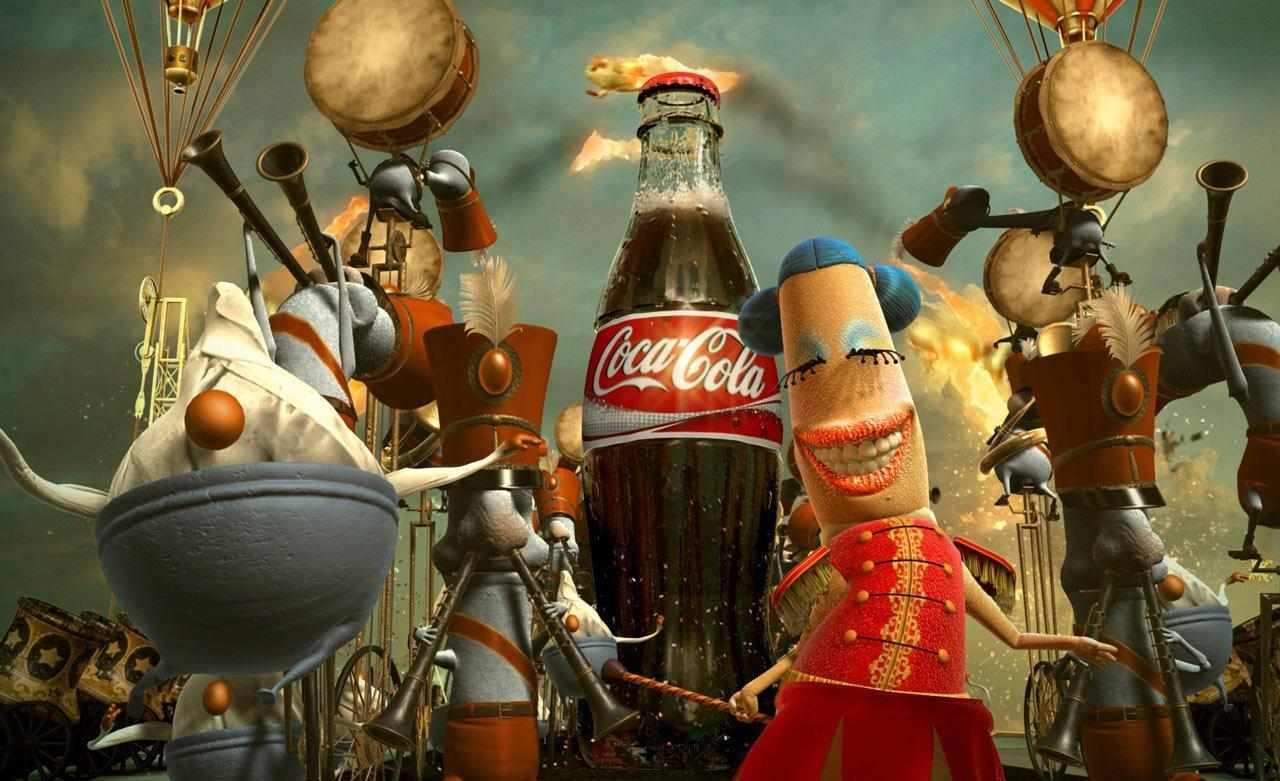 A lezione di creatività da Coca-Cola, Guinness e Apple