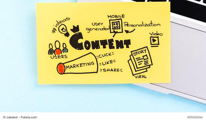 Content Marketing corso online