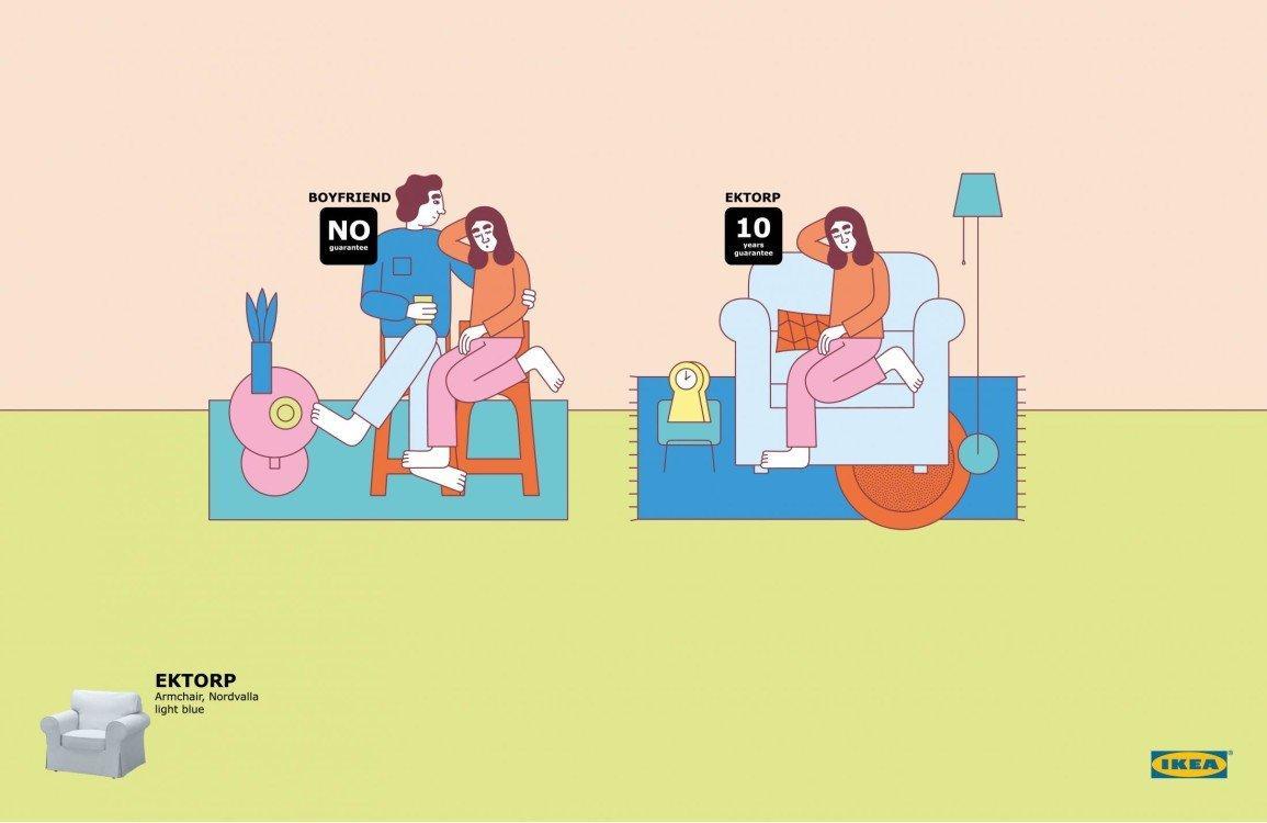 ikea best ads of the week