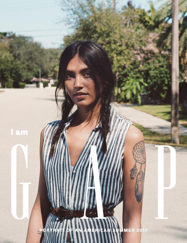 Gap celebra la diversità attraverso la sua nuova campagna