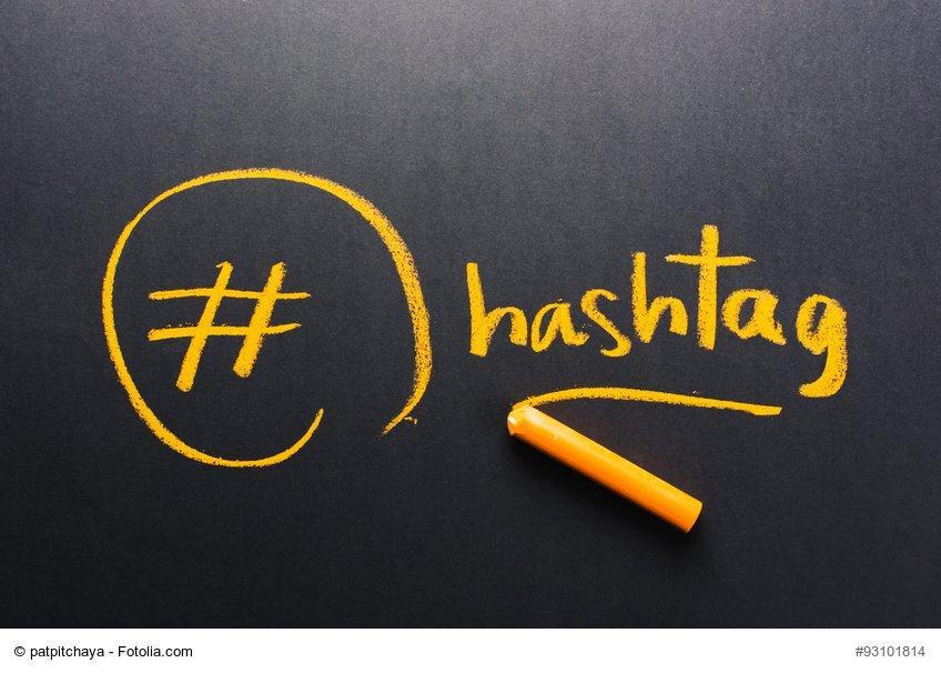 Hashtag in Instagram