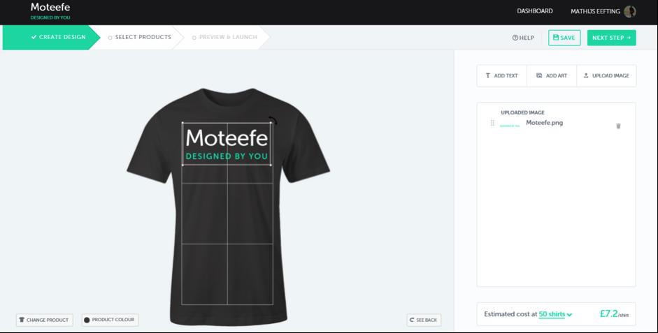 Moteefe, la startup che ti aiuta a vendere attraverso i social