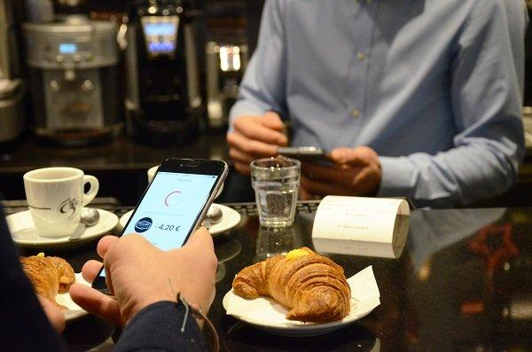 Satispay mobile payment