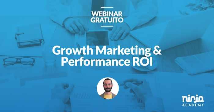 Growth Marketing e Performance ROI Free Masterclass