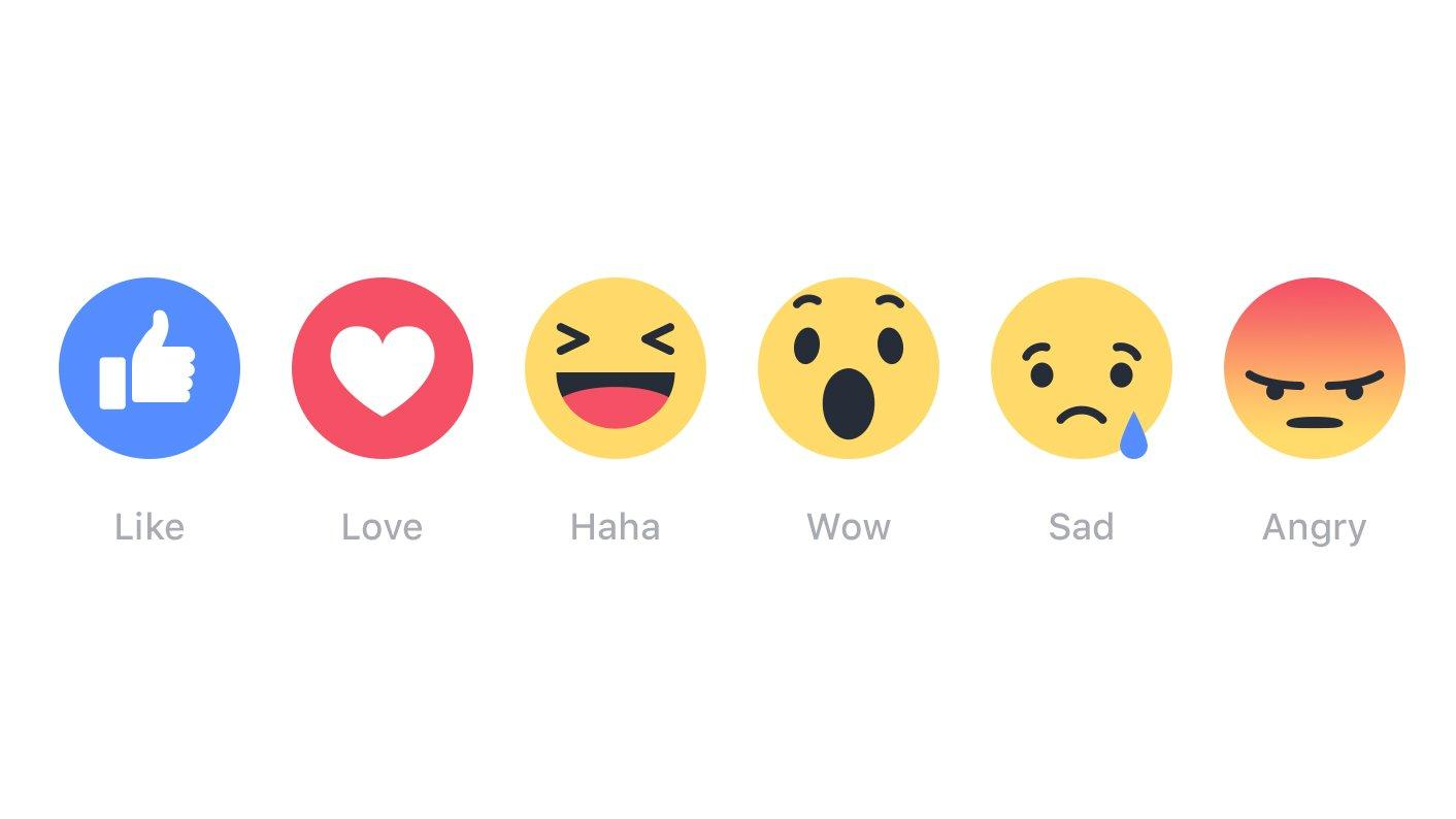 Week in social: invasi da Reaction