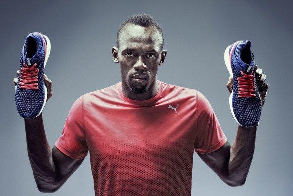 NetFit, le innovative Puma che hanno conquistato Bolt
