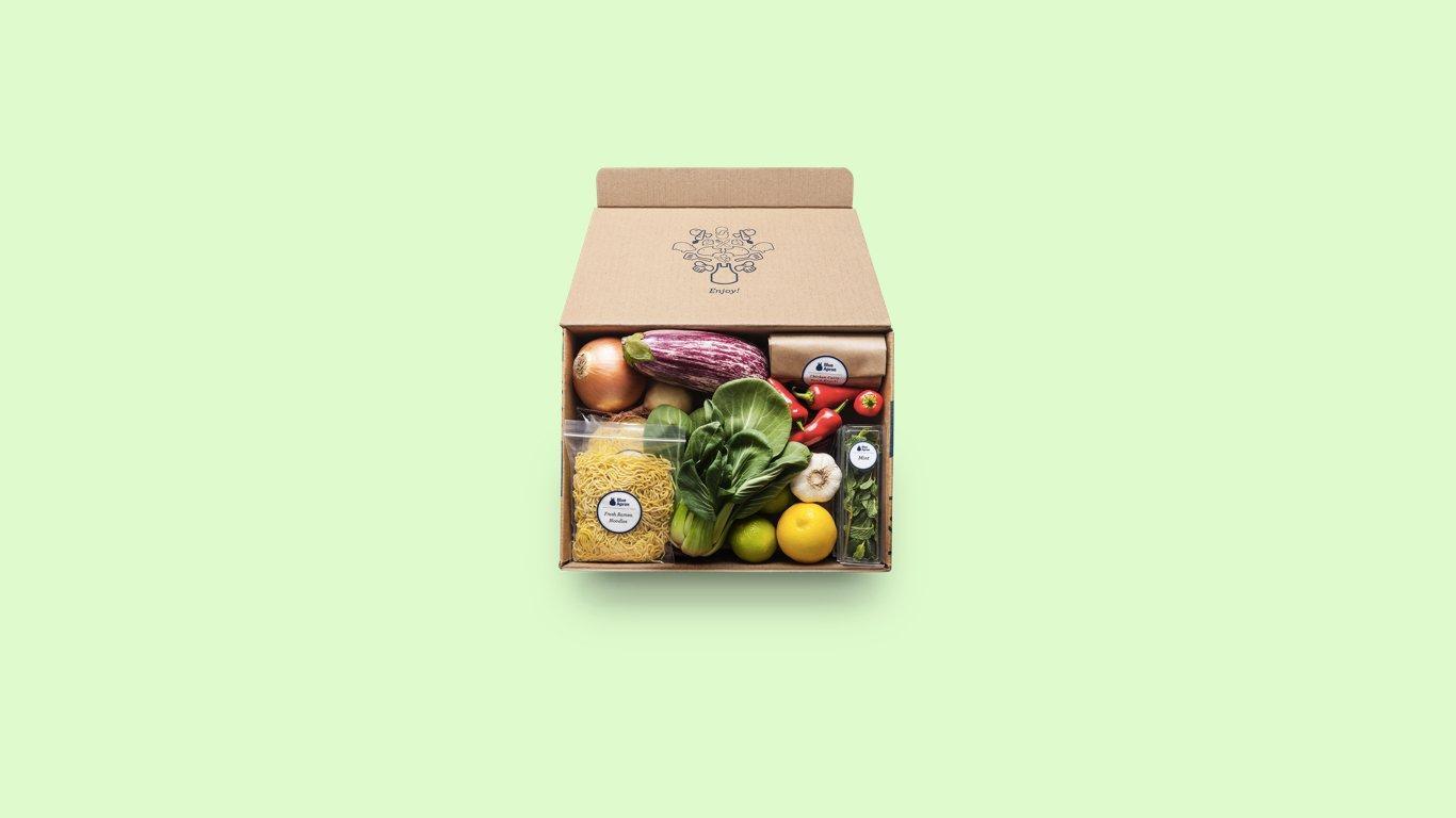 Meal kit delivery: il trend che sta rivoluzionando il nostro modo di mangiare