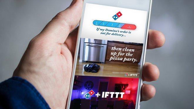 Ordinare una pizza non sarà più la stessa cosa con Domino's e IFTTT
