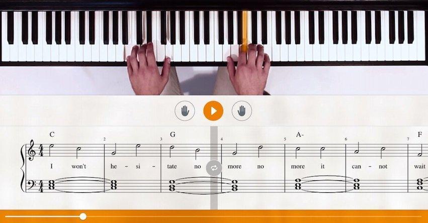 Flowkey: l'app per imparare a suonare il piano in modo smart