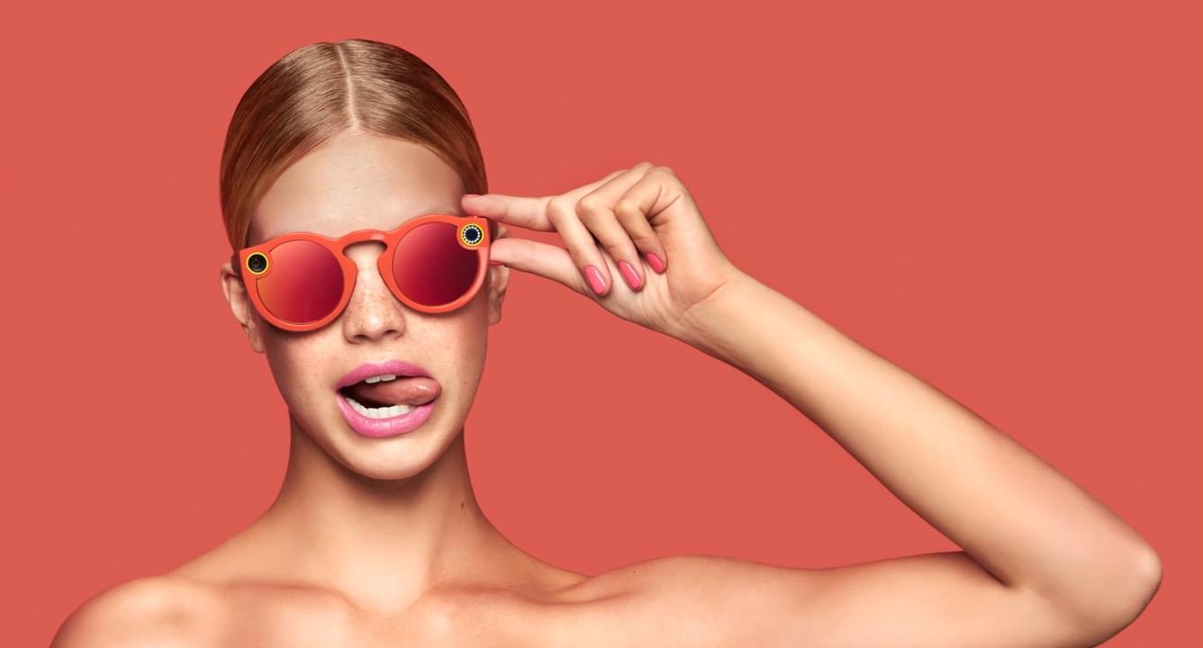 Gli Spectacles di Snapchat sono arrivati anche in Italia