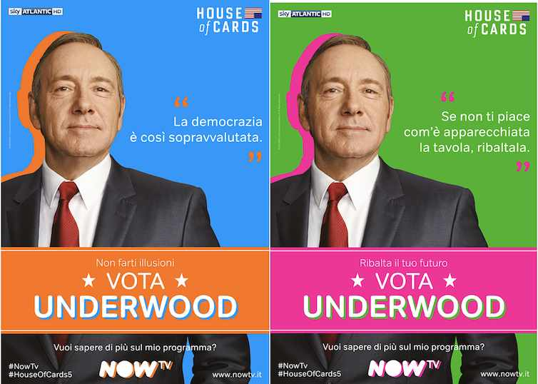 Serie TV e social media: il caso House of Cards