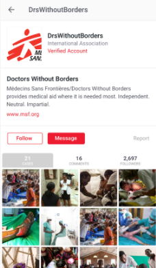 Instagram for Doctors