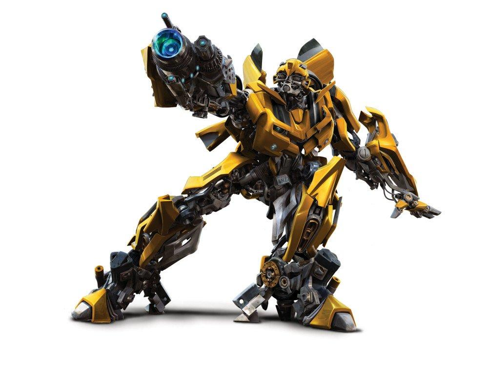 Transformers-bumble-bee