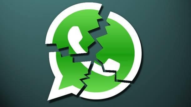 WhatsApp down, cosa sappiamo finora