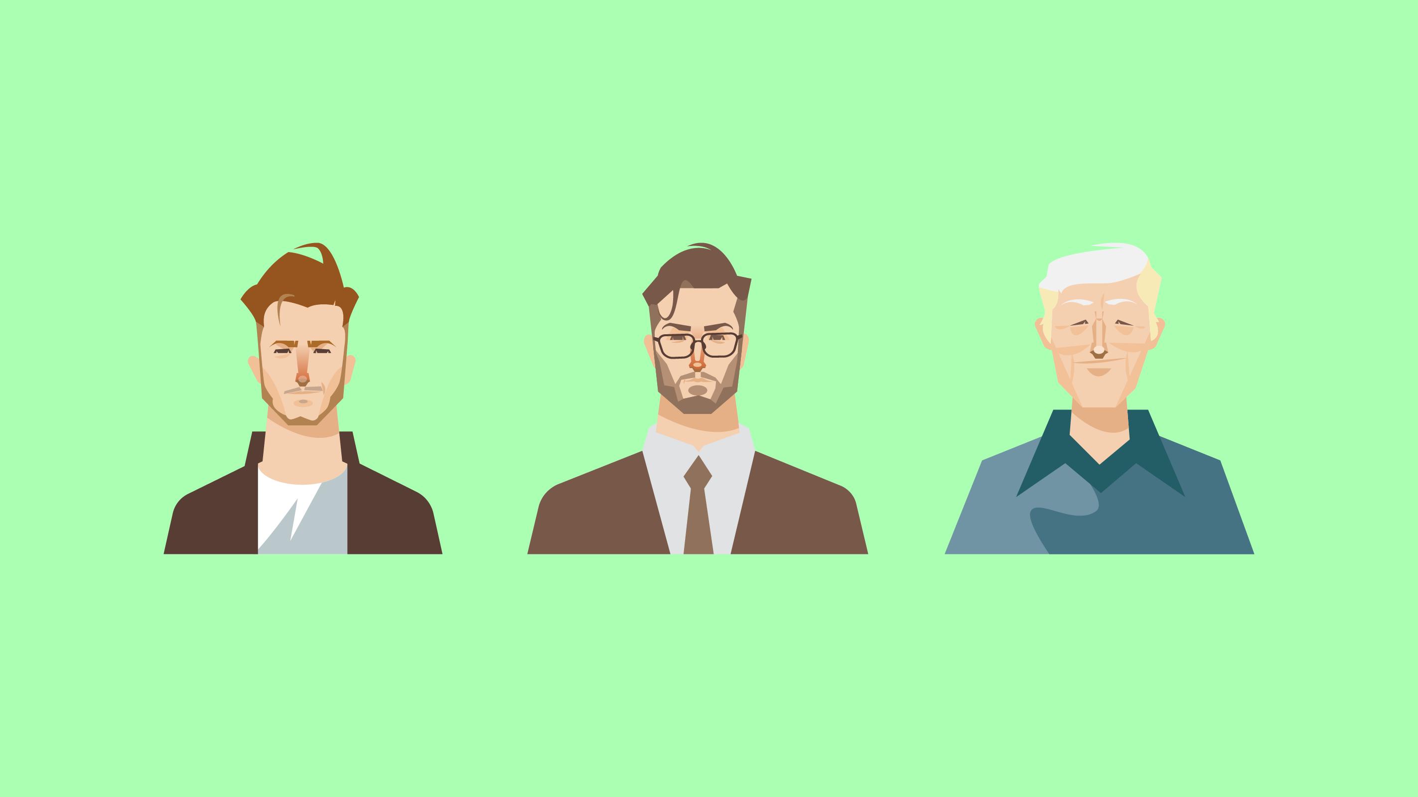 Le età in cui si è più felici, più creativi e più sicuri di sé