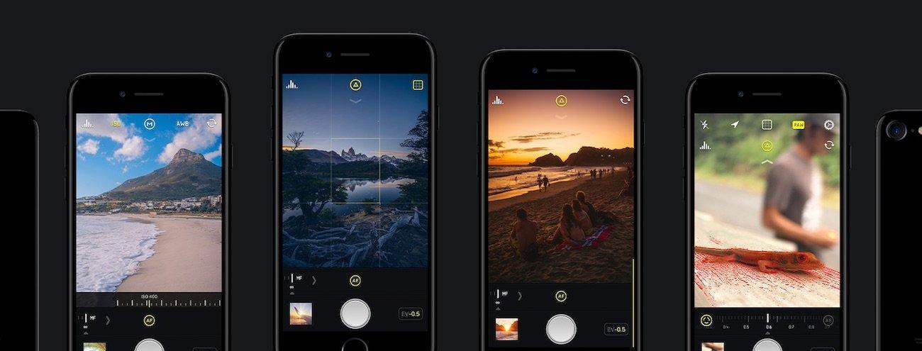 Halide: come trasformare in premium la fotocamera del tuo iPhone