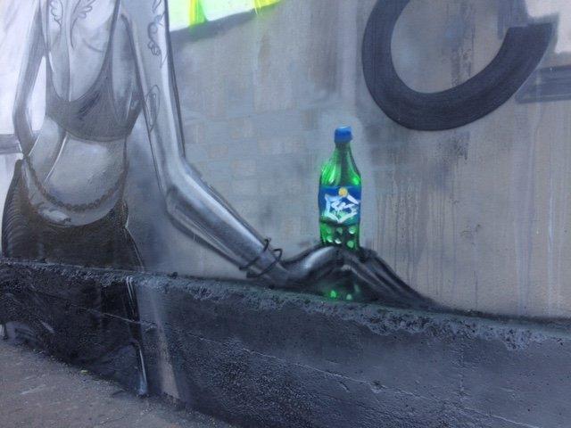 Sprite rinfresca l'Italia con la street art con Refresh the City