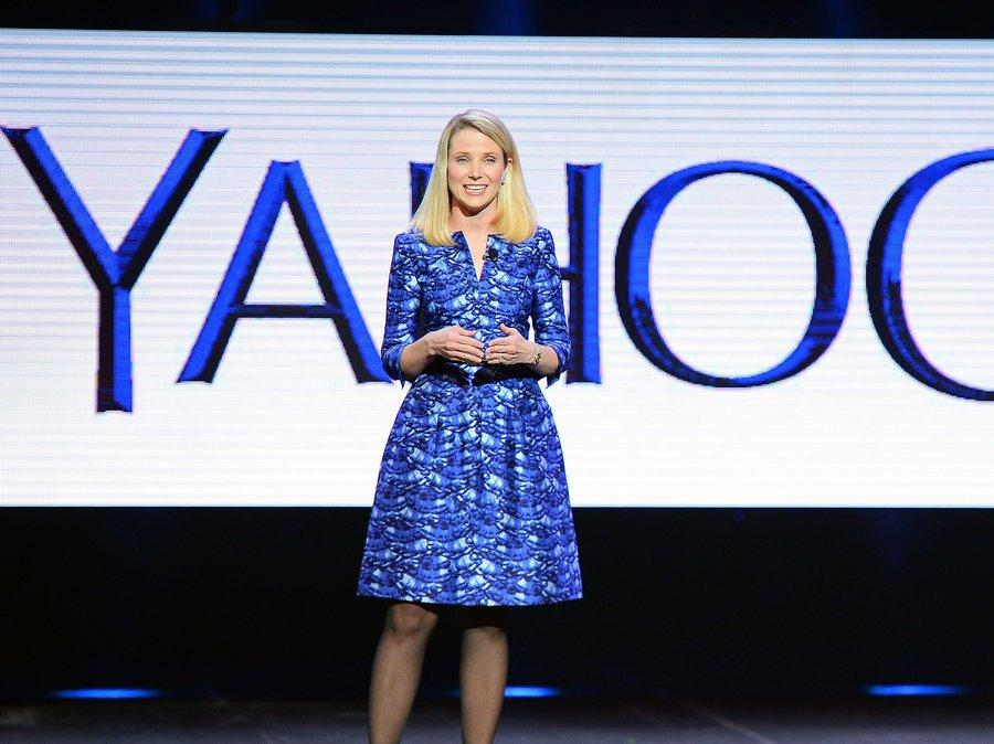 marissa mayer business recap