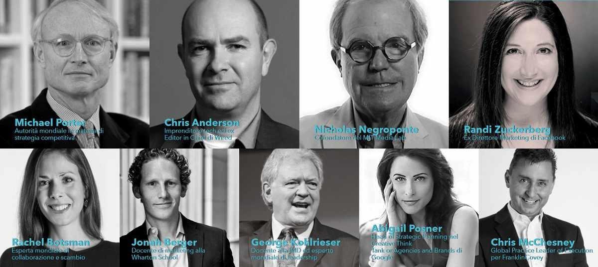 speaker world business forum milano 2017