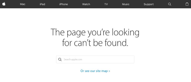 apple sito web