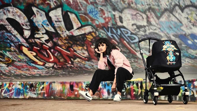 Nascere sotto il segno della street art con Bugaboo e Niark1