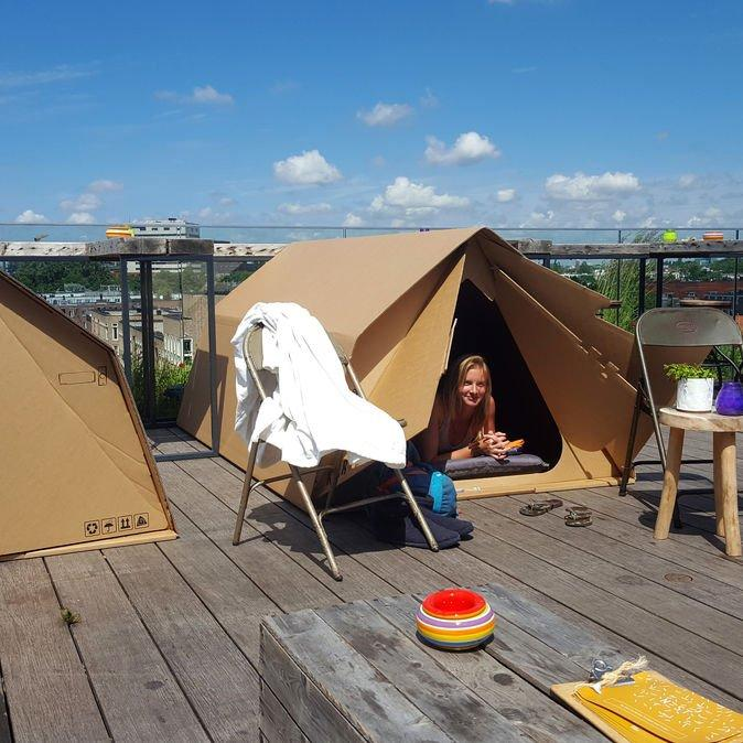 È arrivato il momento di provare il campeggio urbano