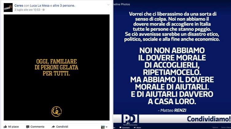 Epic Win&Fail: Ceres, Nutella, Taffo, Mentana, Padre Pio e PD