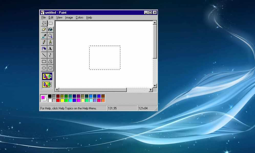 Microsoft manda in pensione Paint dopo 32 anni