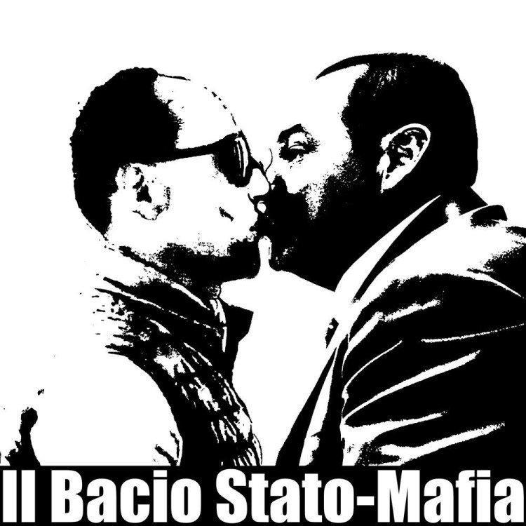 bacio stato mafia