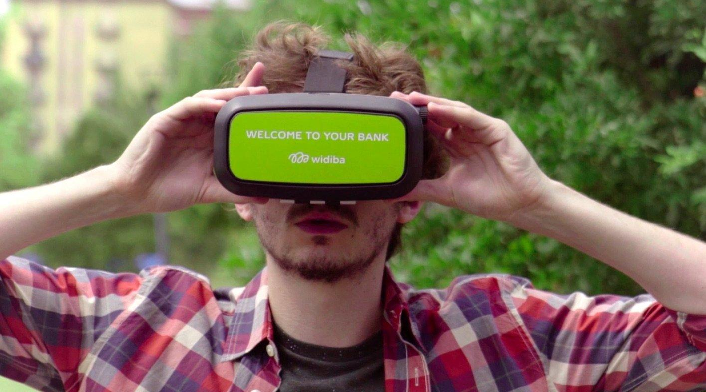 "Widiba consegna 250 ""filiali"" in Virtual Reality - Ninja Marketing · la piattaforma italiana per la digital economy"
