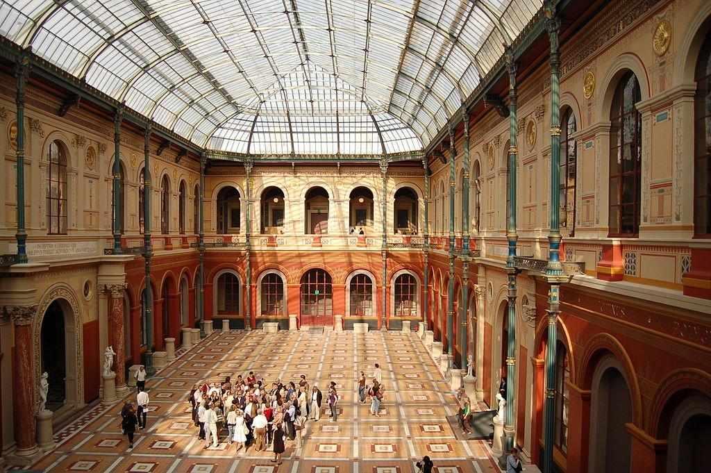 Ecole Nationale Superieure des Beaux Arts