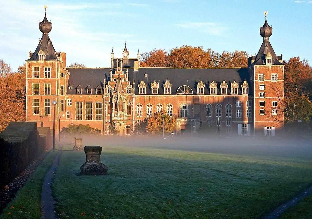 Chateau Arenberg Katholieke Universiteit Leuven